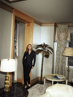 Kim Cattrall's New York City Apartment Is As Sultry And Fabulous As Yo Photos | Architectural Digest