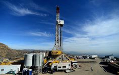 Crews from Southern California Gas Company and outside experts work on a relief well at the Aliso Canyon gas field above the Porter Ranch section of northwest Los Angeles, California. Photo by in this December 2015 Dean Musgrove/REUTERS Porter Ranch, Gas Company, Los Angeles Neighborhoods, Greenhouse Gases, Greenhouse Growing, Us History, Oil And Gas, Global Warming, Willis Tower