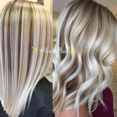 ✨🌺LAYERED LIGHTNESS helped me create this beautiful, multidimensional 👱🏽♀️Satin White toned ✨PaintedHair✨👩🏻🎨 Straight and Waved🌊. No foils, just straight paint🎨(Starting level Photo taken in natu Blonde Highlights On Dark Hair, White Blonde Hair, Platinum Blonde Hair, Blonde Balayage, Blonde Hair With Brown Highlights, Chunky Highlights, Caramel Highlights, Color Highlights, Blonde Brunette