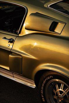 1968 Ford Mustang Shelby GT 350 - by Gordon Dean II