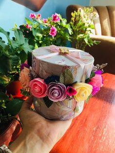 Crepe Paper Flowers, Cake, Desserts, Pie Cake, Tailgate Desserts, Pie, Deserts, Cakes, Dessert