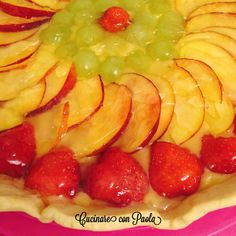 #crostata di #frutta!! Appena fatta!buona,sana e golosa! #cake #recipe
