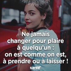 Le changement ne sera jamais bon à ses yeux Plus - Best Pins Live Positive Mind, Positive Attitude, Best Birthday Wishes Quotes, French Quotes, Sweet Words, Positive Affirmations, Proverbs, Decir No, Love Quotes