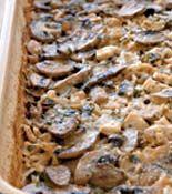 Marsala Chicken and Mushroom Casserole - Rachael Ray