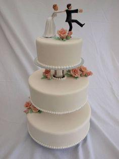 bryllupskage ægte marcipan - Google-søgning