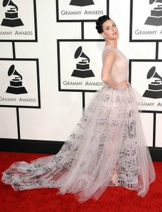 !!! Perfect (Katy Perry-Grammy Awards)