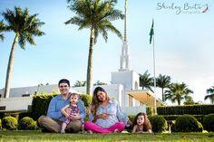 Ensaio Gestante com a Família. Templo de São Paulo. Lds SUD. Ensaio Gestante. Ensaio fotográfico