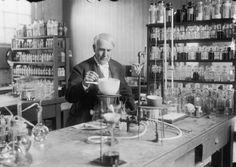 The 10 Inventors Everyone Should Know: Thomas Edison 1847-1931