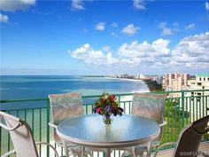 960 Cape Marco Dr, Marco Island, FL - $1,495,000, 3 Beds, 3 Baths. Spectacular view from this end residence over Marco Island\'s Crescent Beach from Cape Marco to Tigertail Beach. This three bedroom, three bath has 2,832 square feet of fabulous living area and has been meticulously maintained. Being offered furnished. The window seat in the kitchen has a fabulous beach view. Great Cape Marco amenities, including... Now pending