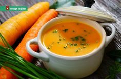 Welcome to my healthy carrot and ginger soup maker soup. Up until today I had never tried carrot and ginger soup but had always wanted to. Carrot And Parsnip Soup, Carrot Coconut Soup, Carrot And Coriander Soup, Turmeric Soup, Carrot Ginger Soup, Butternut Squash Soup, Coconut Milk, Turmeric Recipes, Skinny Recipes