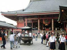 Belangrijkste plein van Tokio