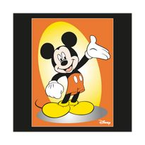 Mickey Mouse 8211 MM Logo. Get this logo in Vector format from https://logovectors.net/mickey-mouse-8211-mm/