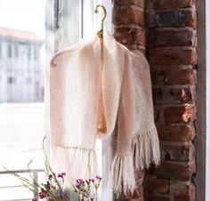 Artyarns Silk Mohair Scarf Knitting Kit featuring Artyarns Silk Mohair Yarn | Craftsy