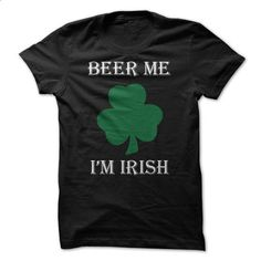 Beer Me Im Irish T-Shirts - #awesome tee #cropped hoodie. BUY NOW => https://www.sunfrog.com/St-Patricks/Beer-Me-Im-Irish-T-Shirts.html?68278