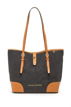 Dover Embossed Leather Tote by Dooney & Bourke on @HauteLook
