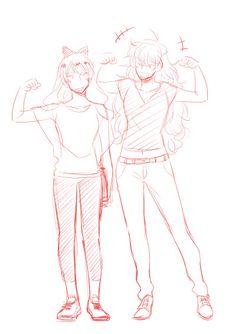 Yang and Blake