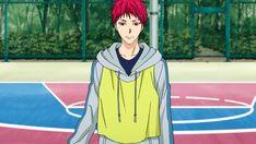 Kuroko no Basket - Akashi Seijuurou - 赤司 征十郎 Basketball Anime, Basketball Tricks, Old Anime, Anime Guys, Haikyuu, Manga Art, Manga Anime, Netflix Anime, Kiseki No Sedai