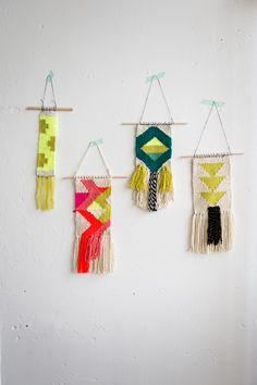 Weaving. Love it.