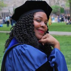 Jedidah Isler is the first Black woman to earn a PhD in astronomy from Yale University. She earned her undergraduate degree from Norfolk State University and master's degree from Fisk University.