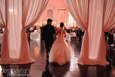 Enchanting Ballroom Wedding at the Vibiana with Tram and Aaron