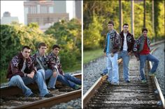 Three Amigos; CyFair High School Senior Shoot | Cypress, Texas - Karen McConaughey Photography #cypresssenior #picoftheday #cypressgraduates #cypressphotography