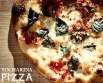 pizza sin harina receta