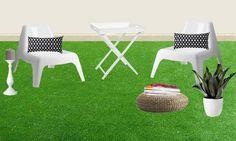 Primeras ideas para mi terraza | La Garbatella: blog de decoración, estilo nórdico.