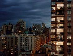 Voyeuristically Photographing New York City Apartments by Gail Albert Halaban