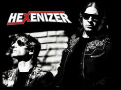 BEHIND THE VEIL WEBZINE BLOG: HEXENIZER - Witching Metal - signed to INFERNÖ Rec...