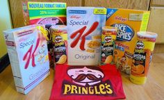 kellogg's canada prize pack