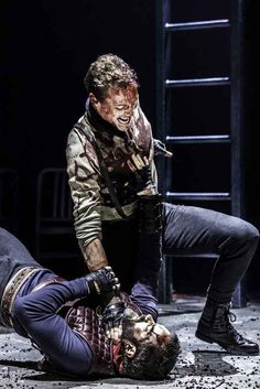 Tom looked like a total badass in Coriolanus . | 29 Reasons We Fell In Love With Tom Hiddleston In 2013