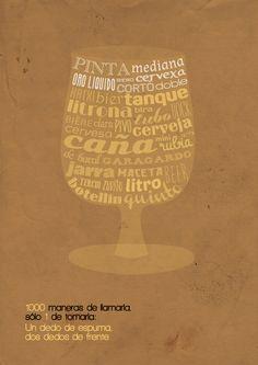 """Gráfica para la XII edición del certamen creativo """"Un dedo de espuma, dos dedos de frente"""". #cervecear #undedodeespuma #cerveza #cartel #diseño #beer #ilustracion"""