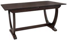 Обеденный кухонный стол натуральное дерево Боккаччо цвет дымчатый дуб грн доставка 4ugla.com.ua