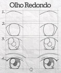 Ideas Eye Drawn Tutorial for 2019 Ideas Eye Drawn Tutorial for 2019 . - Ideas Eye Drawn Tutorial for 2019 Ideas Eye Drawn Tutorial for 2019 You are at the ri - Art Drawings Sketches Simple, Pencil Art Drawings, Kawaii Drawings, Easy Drawings, Pencil Sketching, Body Drawing Tutorial, Eye Drawing Tutorials, Manga Tutorial, Art Tutorials