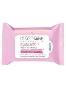 Diadermine Essentials Hydra-Soft Cleansing Wipes - 25s