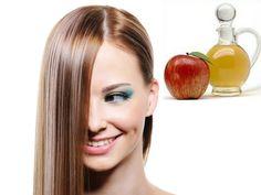 Como usar vinagre no cabelo para fechar a cutícula e alisar