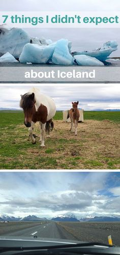 7 things I did not expect about Iceland