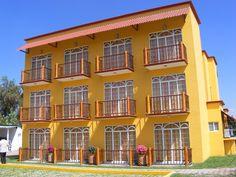 Hotel en Balneario Dios Padre,Ixmiquilpan,Hidalgo.