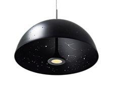 Starry Light d'Anagraphic est une collection de lampes fabriquée à Budapest issue de la collaboration entre Anna Farkas et le designer Miklós Batisz