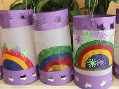 Ovisélet : Készíts Márton napi lámpást! Planter Pots
