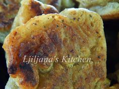 LJILJANA'S KITCHEN: INTEGRALNI UŠTIPCI Baked Potato, Potatoes, Bread, Baking, Ethnic Recipes, Kitchen, Food, Bread Making, Cucina