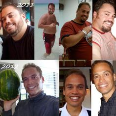 In ONE YEAR, transformed his world! Mariline Paul - Switching to a Low Fat, RAW vegan diet is good for the planet, good for animals and good for your health.