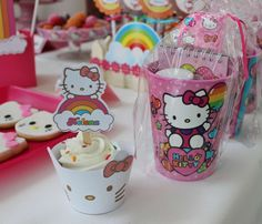 Hello Kitty Birthday Party Ideas | Photo 1 of 14 | Catch My Party