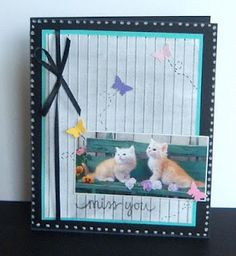 Shoregirl's Creations: I Challenge You - Martha Stewart Scoring Board Background
