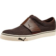 PUMA El Rey Leather Drill Men's Slip-On Shoes | - from the official Puma® Online Store