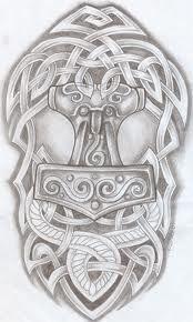 Thor Celtic design
