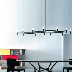 Pendant lamps: Lamp Crown Major by Nemo