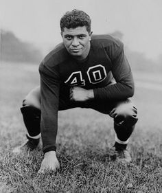 Vince Lombardi 1935 one of the 4 Blocks of Granite 🏈
