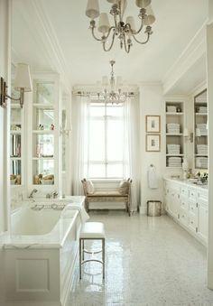 charming provence bathroom