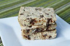 #GlutenFree Mint Chocolate ChipBars